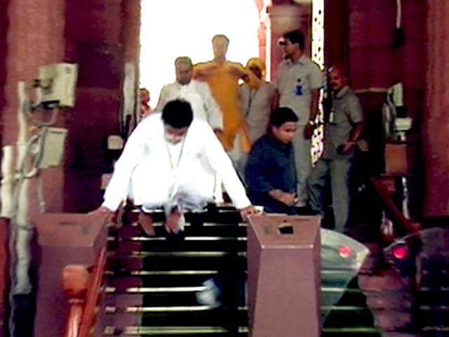 Video : BJP Denies Trinamool's Charges of Threats of Assault in Parliament