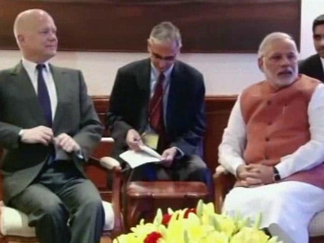 Video : After France, Now UK Woos India For Multi-Billion Dollar Deals