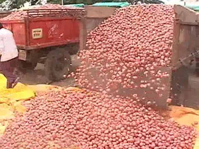 Video : Maharashtra: How Political Ambitions Fuel Rising Onion Prices