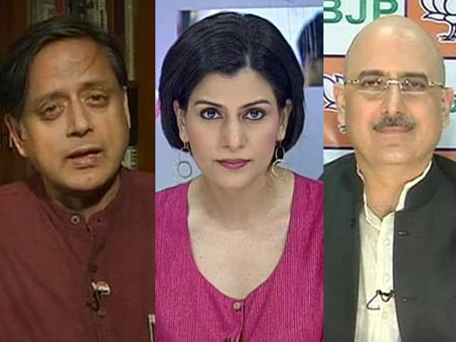 Video : Watch: Row over Appointment for Modi's Office - BJP Justified in Amending Law?