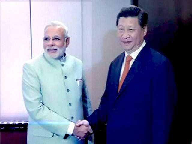Video : PM Modi Meets Chinese President Xi Jinping, Talks Border Dispute