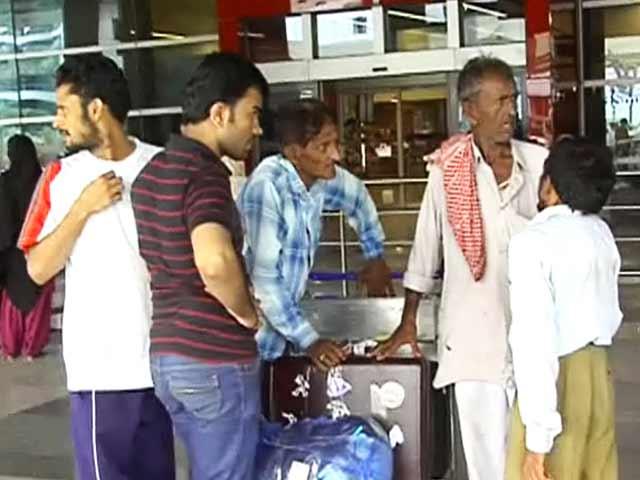 Video : सऊदी की जेल से रिहा हुए 40 भारतीय