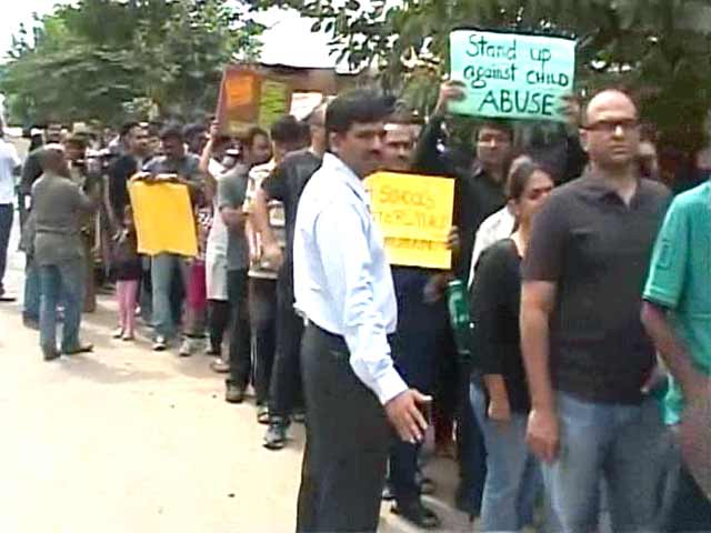 Video : 'Children Are Not Toys': In Bangalore, Protests Over Alleged Rape at School
