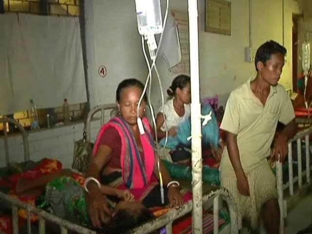 Video : More Than 100 Die as Tripura Battles Malaria