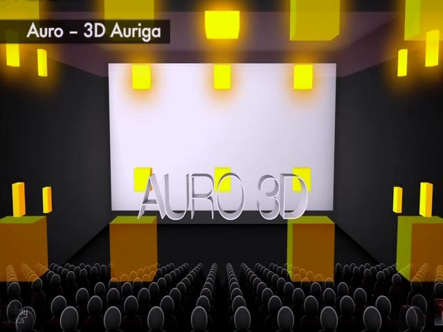 Video : Auro 3D: The Missing Link in Your Surround Sound Solution?