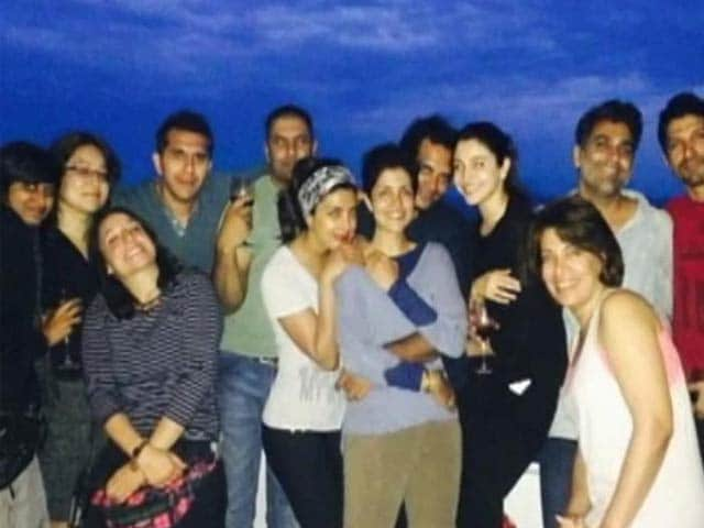 Dil Dhadakne Do Shot on Cruise