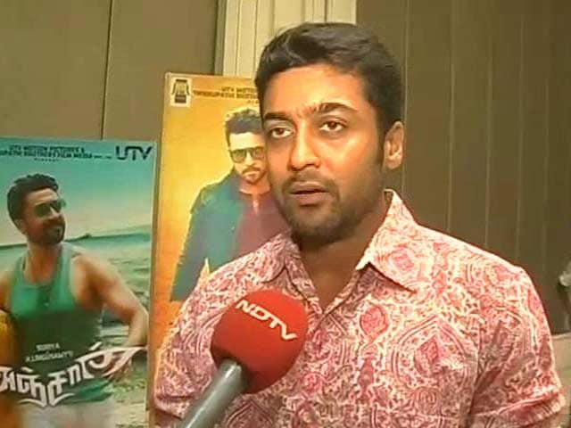 Video : Original Singham Becomes Anjaan