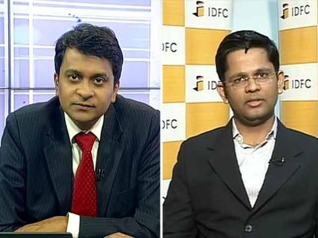 Video : Premium Valuation of TCS Justified: IDFC Securities