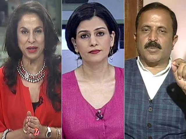 Video : Watch: Sania Row - Does the BJP Need to Condemn Fringe Elements?