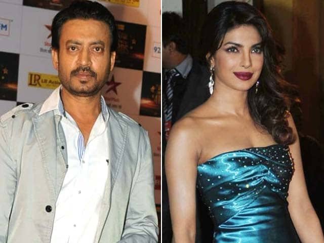 Irrfan Khan to Romance Priyanka Chopra Once Again