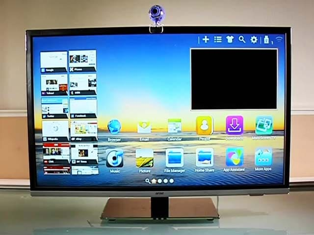 Video : Gadget Guru: Future of Televisions