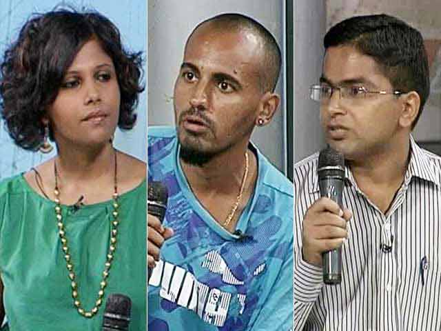 Video : UPSC Row: Meet the Protestors