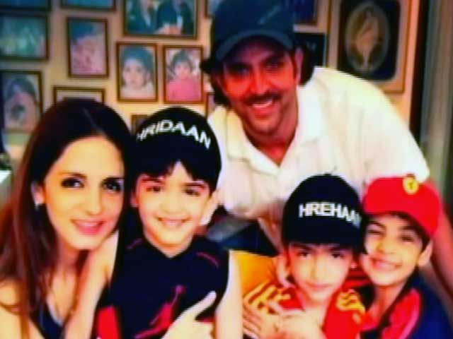 Video : Hrithik Roshan's Alimony Woes