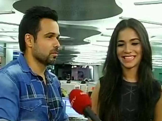 Video : I Was a Big Fan of Aishwarya: Emraan Hashmi