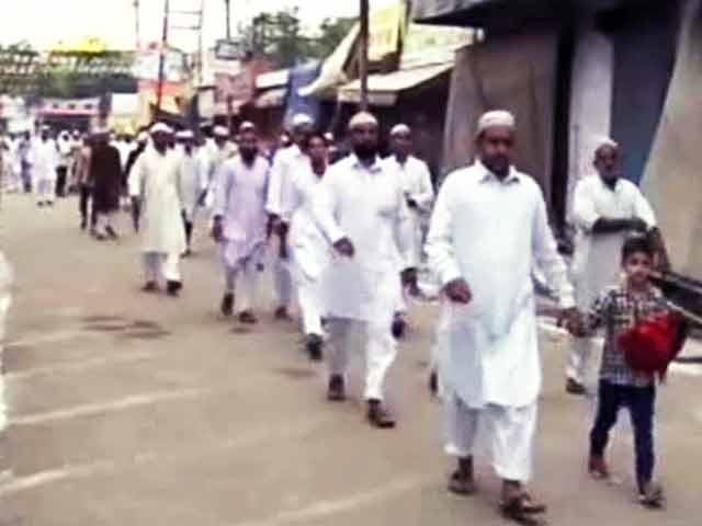 Video : सहारनपुर में ईद के चलते दी गई कर्फ्यू में ढील