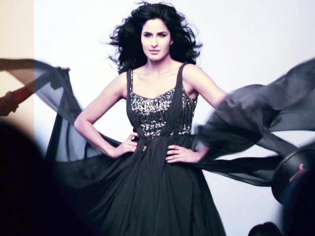 Katrina Kaif's Black Magic
