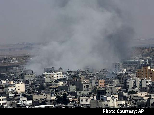 Video : Reporter's Diary On The Gaza Conflict