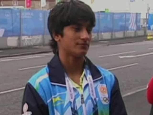 Video : Wrestling was my Only Option: Gold Medallist Vinesh Phogat to NDTV