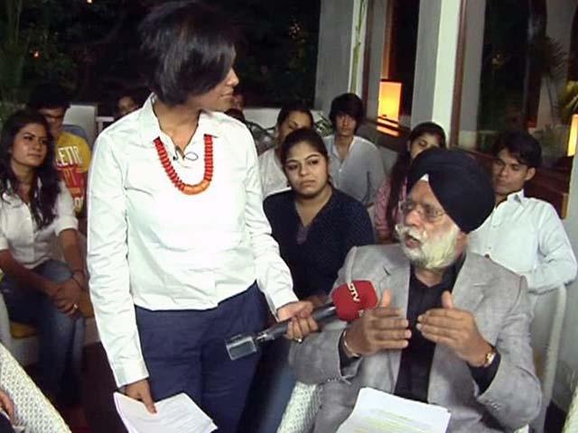 Video : Natwar Singh's Book: Revelation or Sensation?