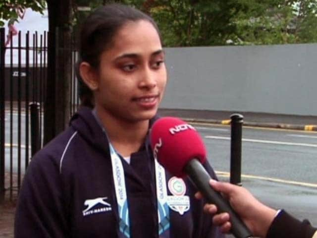 Video : Did Not Want to Return Home Without a Medal: Dipa Karmakar to NDTV