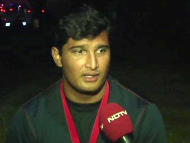 Video : CWG Gold my Biggest Achievement: Vikas Gowda to NDTV