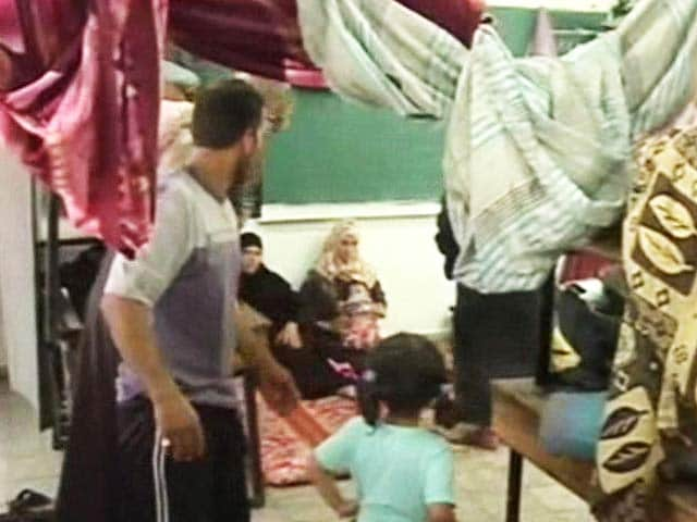 Video : 25 Days of Gaza Confrontation: Shelter or Death Traps?