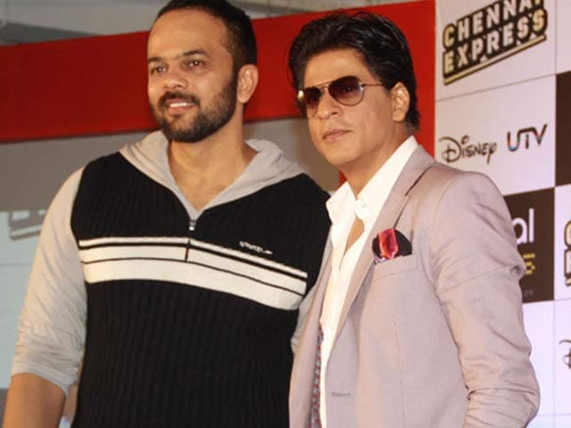 Video : SRK has Confirmed One Film With Me: Rohit Shetty