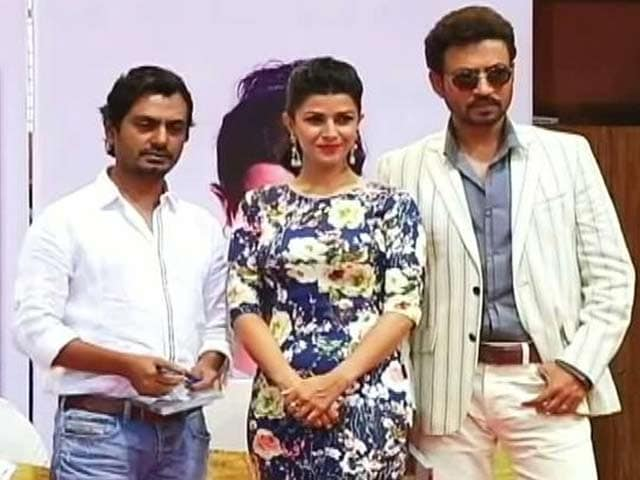 Nawazuddin Siddiqui, Irrfan Khan Not on Talking Terms?