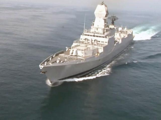 Video : INS Kolkata to Join Indian Navy on August 16