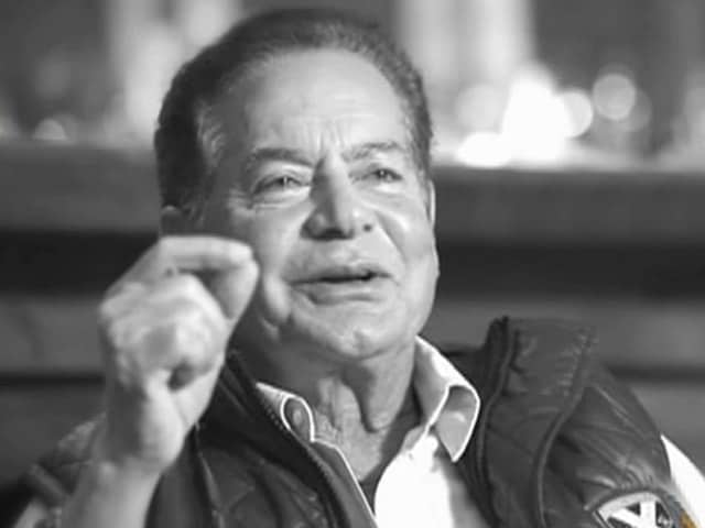 Video : Salim Khan Talks About Why His Son Salman Is Not Getting Married
