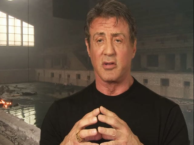 I Share a Conflicted Relationship with Mel Gibson: Sylvester Stallone