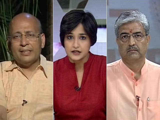 Video : Watch: Riots Debate - Has it Backfired on the Congress?