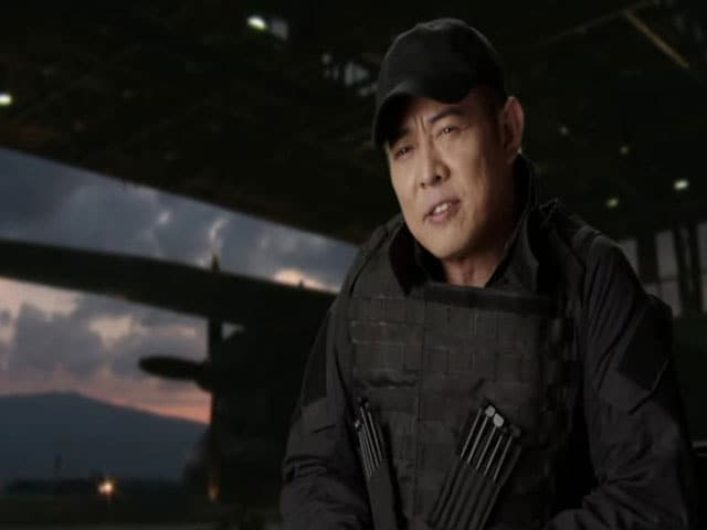 Sylvester Stallone is a Smart Guy: Jet Li