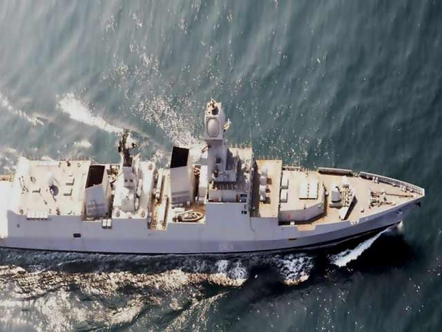Video : PM Modi Will Commission This Warship Today