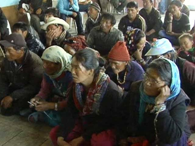 Video : Villages in Ladakh Along China Border Yearn for Development