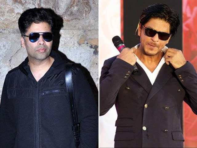 Cold War Between Shah Rukh Khan, Karan Johar?