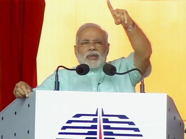 Video : Jharkhand Has Potential to Overtake Gujarat, says PM Narendra Modi