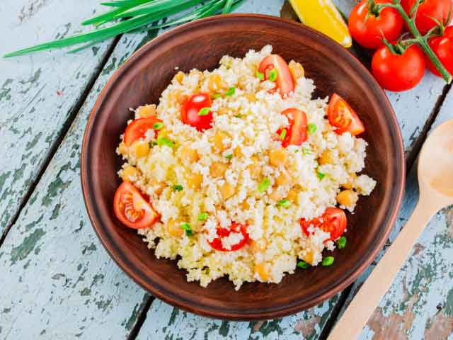 Video : Quick and Easy Cous Cous Salad