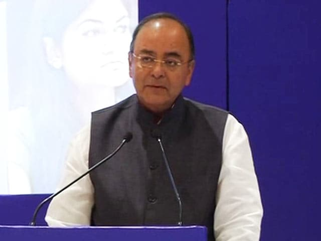 Video : 'One Small Incident': Arun Jaitley's Controversial Comment on Delhi Gang-rape