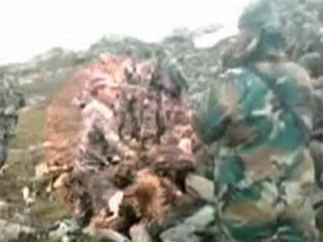 Video : A Tense Encounter Between Indian and Chinese Soldiers