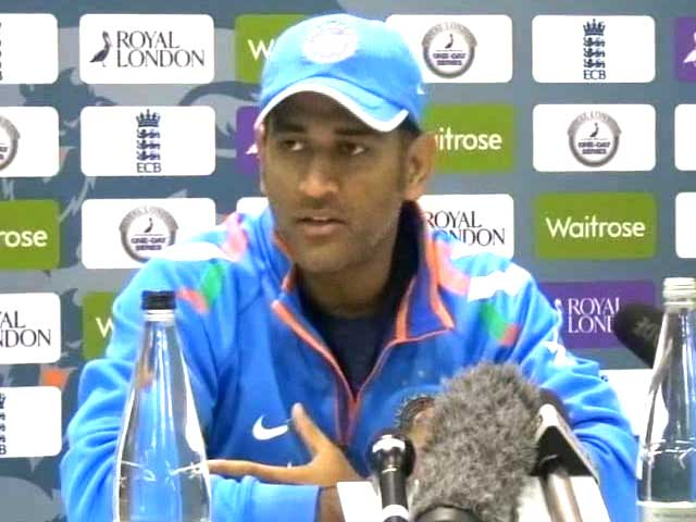 Video : Who is the Real Boss of Team India? MS Dhoni, BCCI Poles Apart