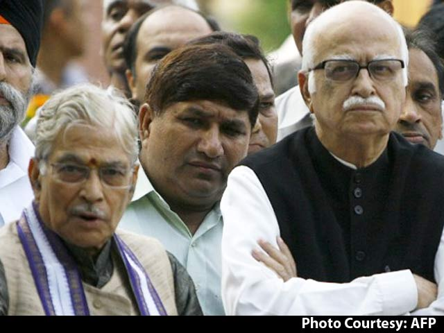 Video : BJP Veterans LK Advani and MM Joshi are Mentors, Not Decision-Makers