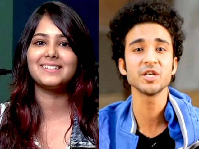 Video : MJ Show: Meet Raghav and Shraddha, the Young Superstars