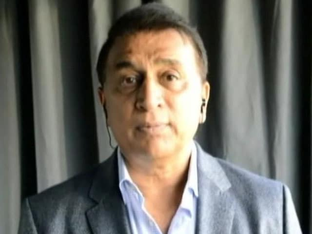 Video : Suresh Raina is a 100% Cricketer: Sunil Gavaskar Tells NDTV