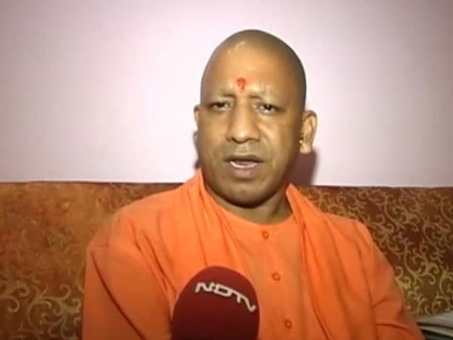 Video : Controversial BJP MP Yogi Adityanath to be Star Campaigner in UP By-Elections