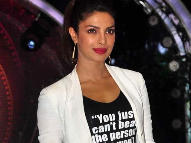 Priyanka Elated Over Mary Kom's Tax Free Status