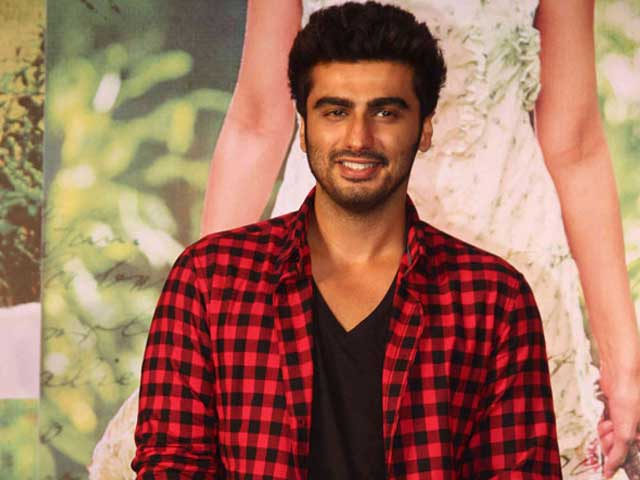 Arjun Kapoor To Play Ram in Ram Lakhan Remake?