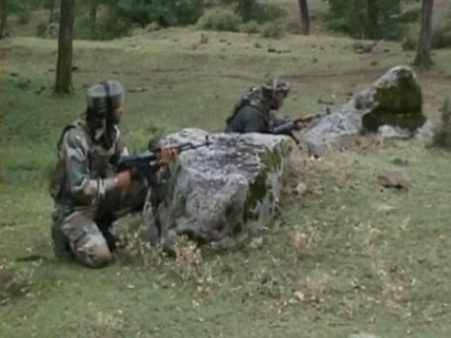 Video : One Army Jawan Killed in Militant Encounter in Kupwara