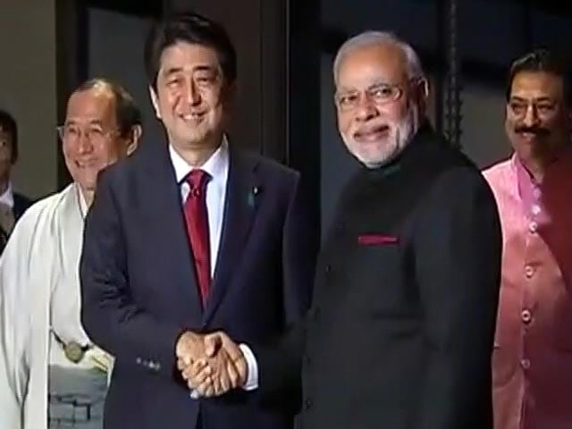 Video : To Rejuvenate Indian Cities, PM Modi Takes First Step with Japan