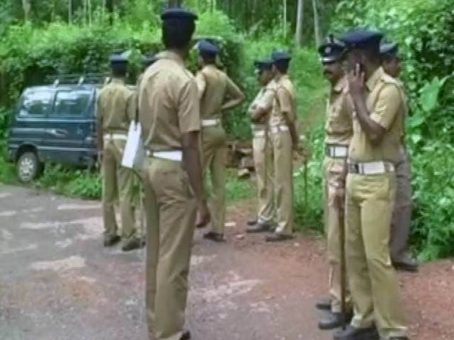 Video : RSS Worker Killed in Kannur as Amit Shah Visits Kerala